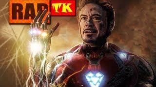 Rap do Homem de Ferro (Ultimato) // Eu Sou o Homem de Ferro // TK RAPS
