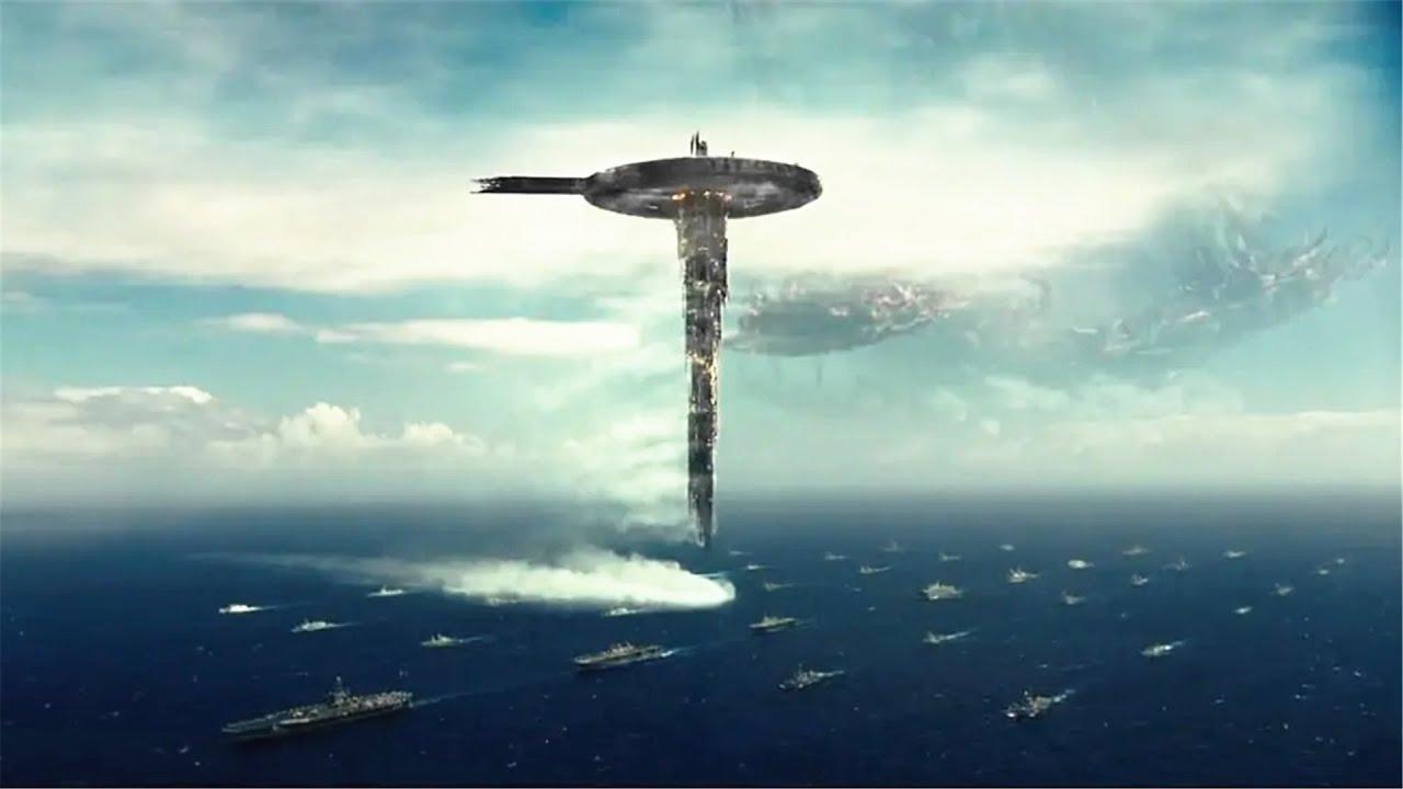 外星机器要榨干地球,人类军队集体出动,誓与地球共存亡!