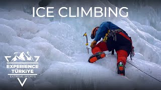 Ice Climbing - Experience Türkiye | Go Türkiye