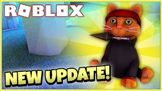 THE PET UPDATE!! (Roblox Assassin)