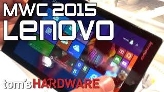 Lenovo e i suoi nuovi Tablet al MWC 2015