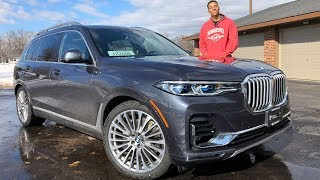 THE 2019 BMW X7 IS WORTH EVERY PENNY OVER $100K HERE'S WHY..