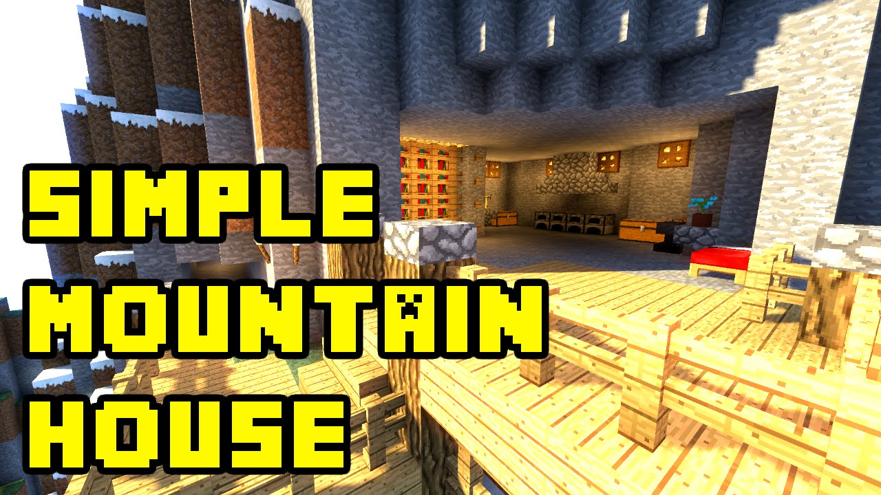How To Turn A Cave Into A House On Minecraft 8 Steps