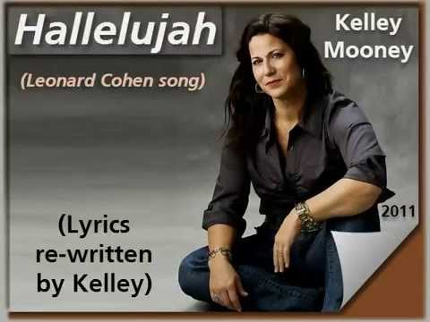 Kelley Mooney 'Hallelujah' re-written plus Would I Know My Saviour ...