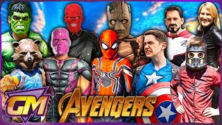 Marvel Legends Costume Runway Show! - Every Avengers Kids costume!