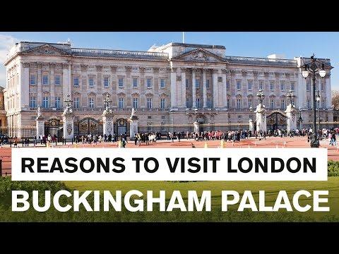 Reasons to visit London: Buckingham Palace Tour