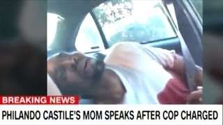 POS Cop Charged With Manslaughter For The MURDER Of Philando Castile