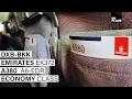 TRIP REPORT | Emirates | A380 | Dubai - Bangkok | Full Flight