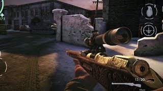 WORLD WAR HEROES ANDROID GAMEPLAY PT39