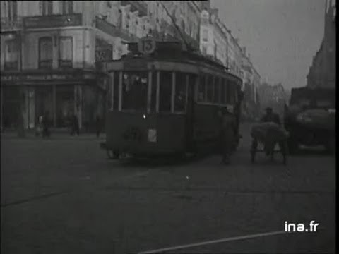 Les nouveaux trolleybus de Lyon