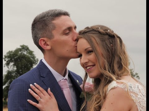 The Farmhouse at Mackworth Wedding Video