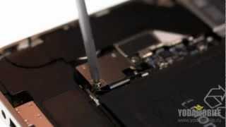 видео Замена вибромотора iPhone 4
