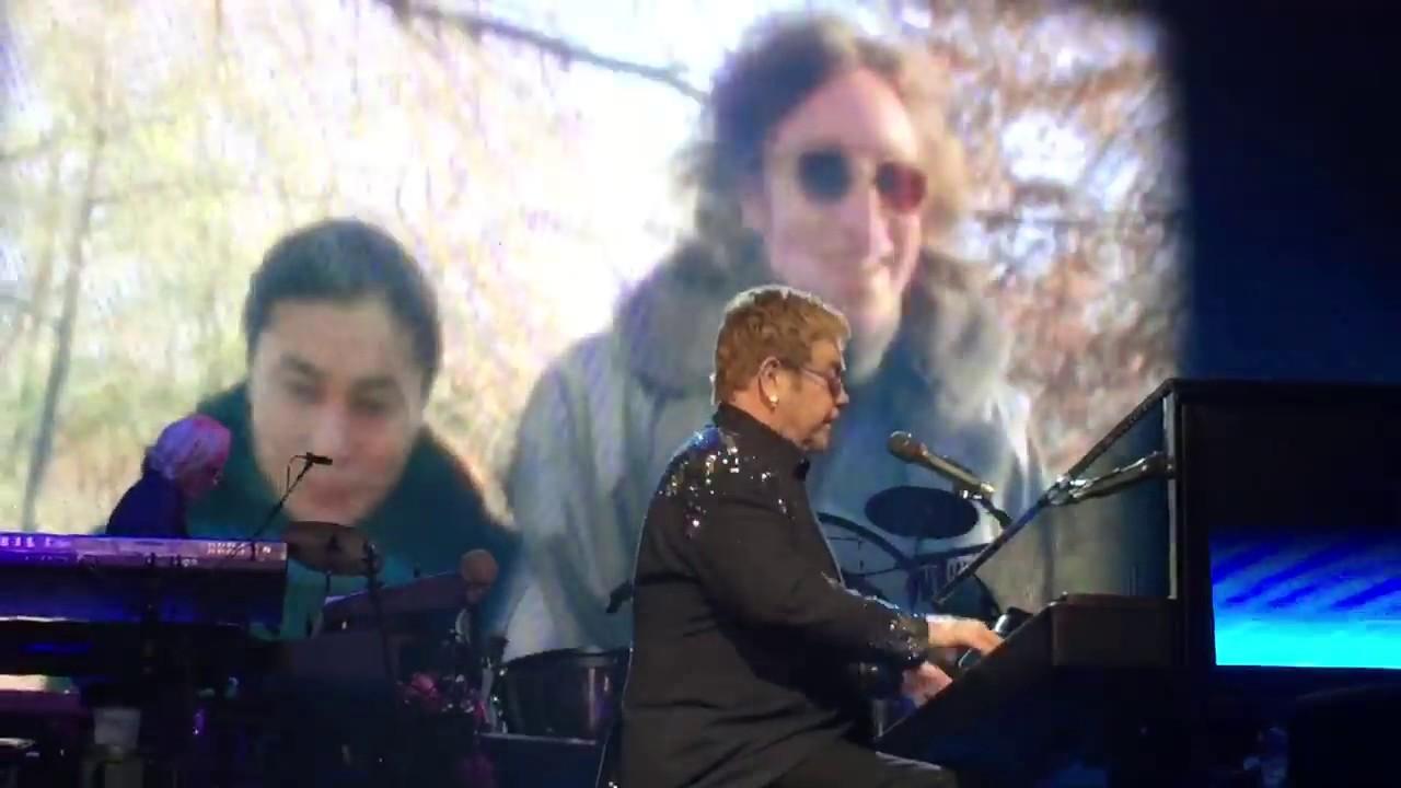 Elton John Empty Garden Las Vegas 2017 Full Version