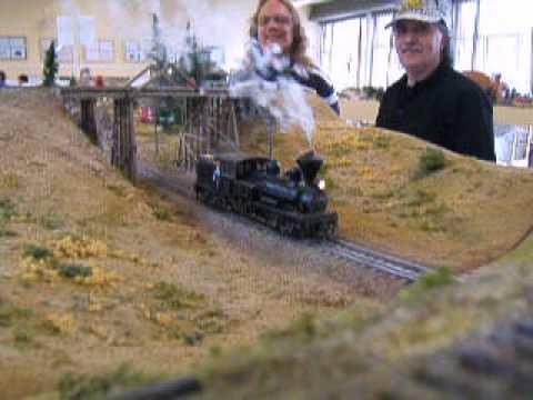 Shay Meets Brill Rail Coach