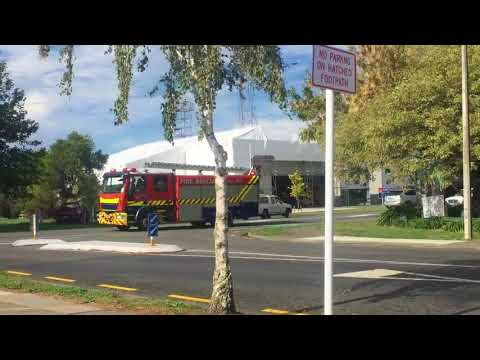Havelock North Volunteer Fire Service Call Out