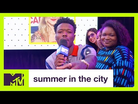 Julia Michaels On Her 2017 VMA Nomination for 'Best New Artist' | Summer in the City | MTV