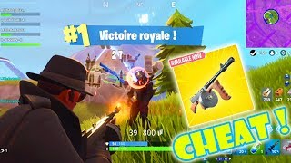 FORTNITE TOP 1 NEW CHEATED ARME! (RECORD KILLS 30)