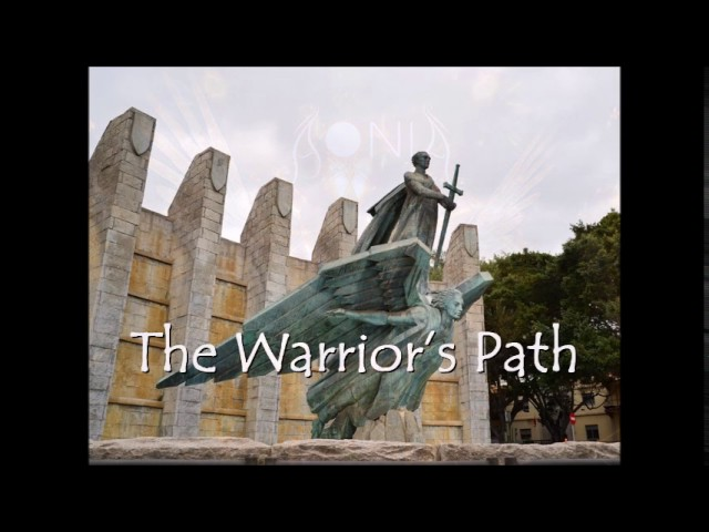 Aonia - The Warrior's Path