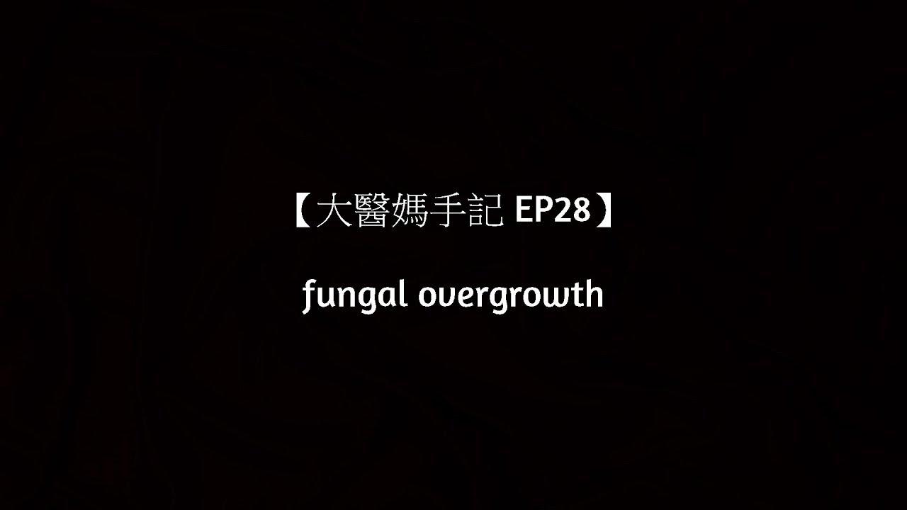 【大醫媽手記 EP28】:fungal overgrowth