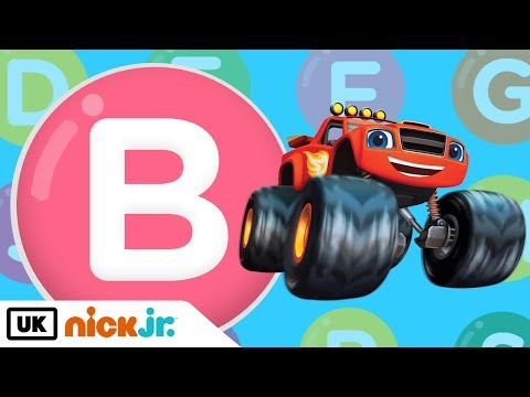 Words beginning with B! – Featuring Blaze and the Monster Machines | Nick Jr. UK