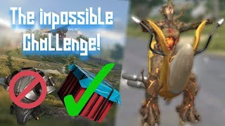No Meds, No Armor and Drop Weapons Only, The toughest challenge in Rules Of Survival!