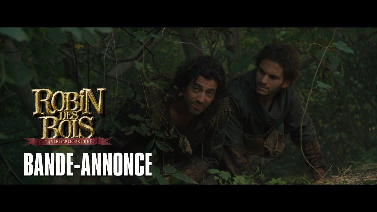 Bande Annonce Officielle  Robin des Bois, la véritable  ~ Robin Des Bois Histoire
