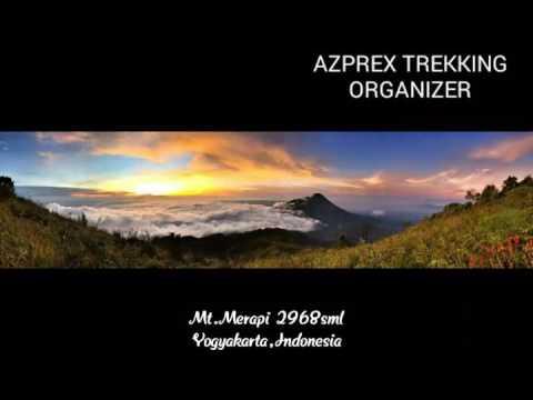 merapi trekking tour, yogyakarta, indonesia