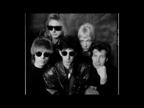 THE CARS.. UP CLOSE INTERVIEW 8/ 26/1987