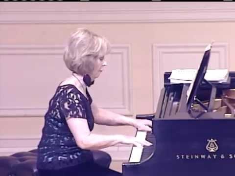 Recital: Valerie Tryon, Piano