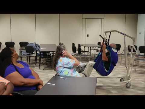 Corporate Care cna  in service video