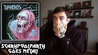 ScaryPoolParty - Diamonds Reaction/Review