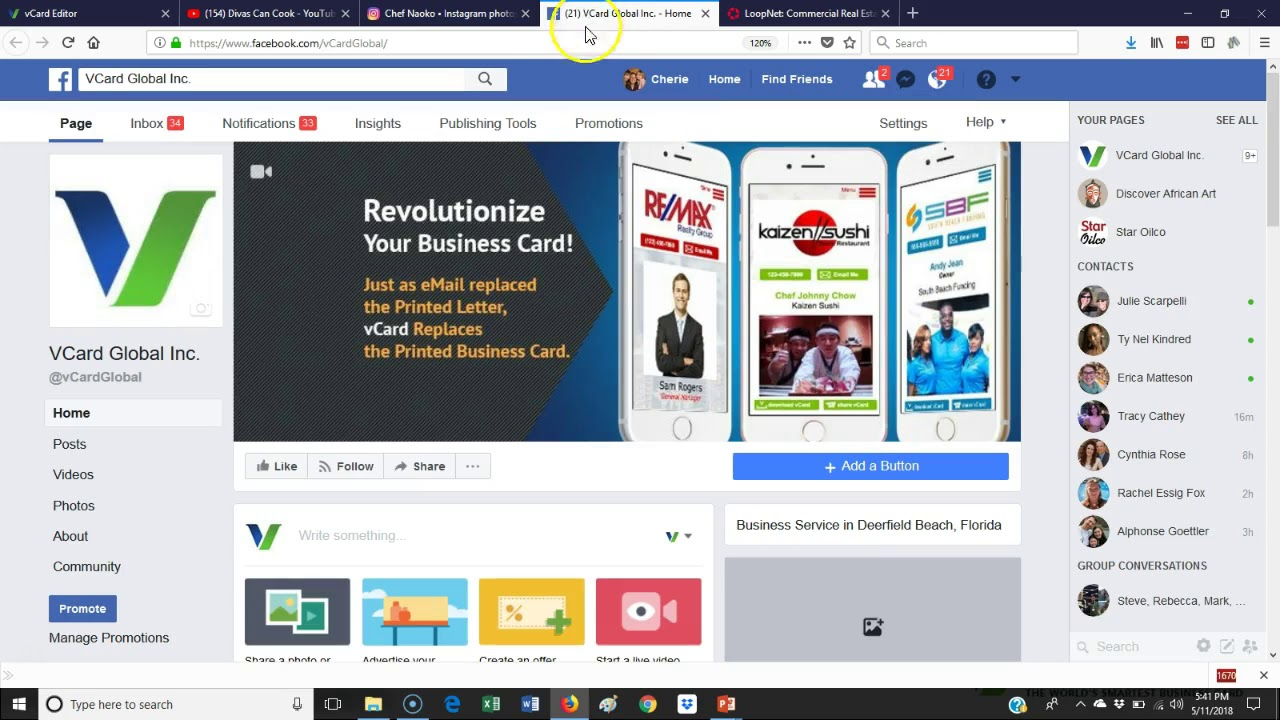 vCard Wizard How To Video