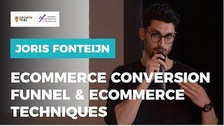 Ecommerce Conversion Funnel & Ecommerce Techniques by Joris Fonteijn