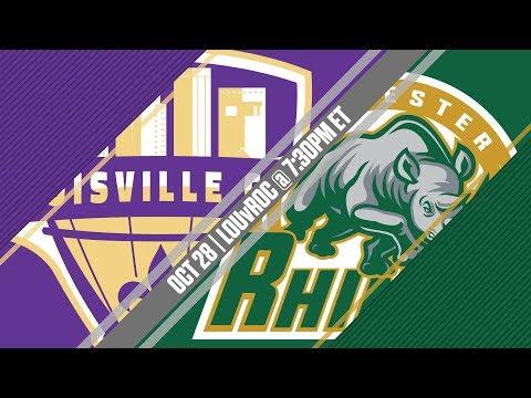 2017 #USLPLAYOFFS - Louisville City FC vs Rochester Rhinos 10/28/17