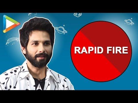 Hrithik Roshan ya Tiger Shroff  Shahid Kapoor decides the better DANCER  RAPID FIRE