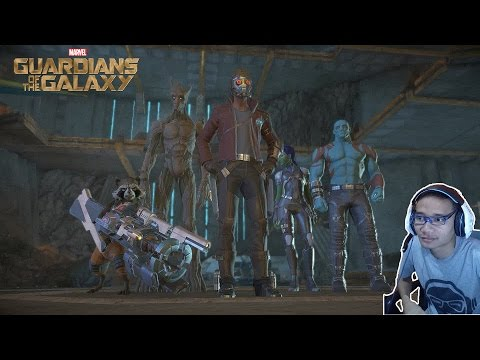 GUARDIANS OF THE GALAXY Part 1