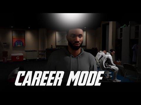 NBA 2K20 My Career EP 2- Match Against Harden??