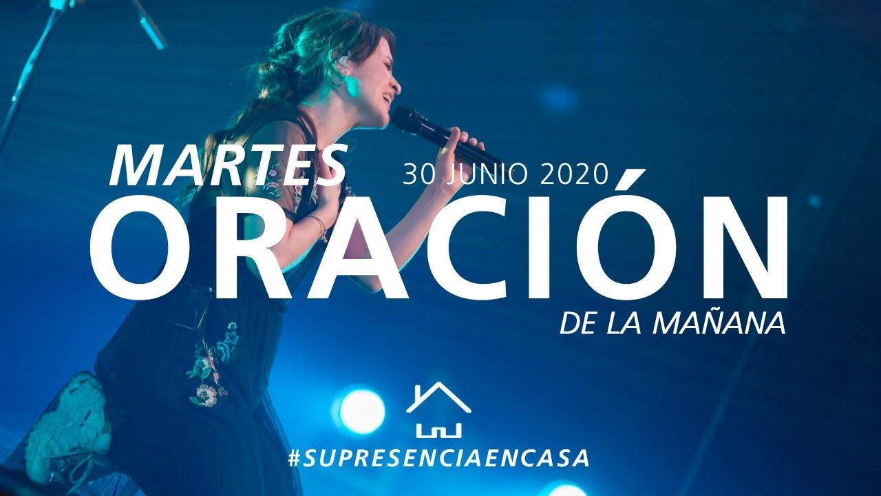 🔴🌎Oración de la mañana (Dios es mi Pastor y Proveedor) - Rocío Corson - 30 Junio 2020 | Su Presencia