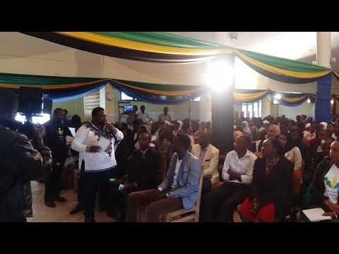 General voices of Youth in  Tanzania National Youth Assembly(6)