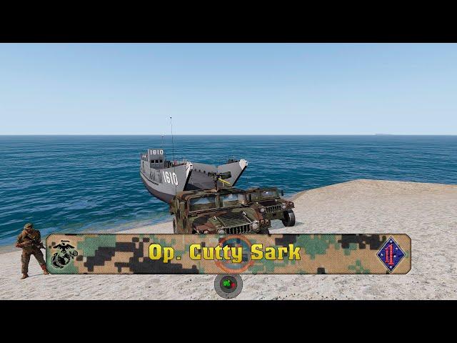 Op. Cutty Sark | Nogova| 11thMEU | Arma 3
