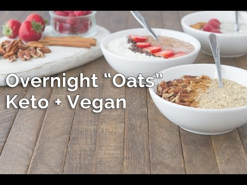 "Keto Overnight ""Oats"""