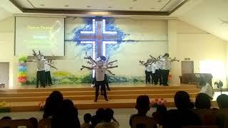 Gospel (creation, fall, redemption) #TICM #SMCyp #DanceDrama