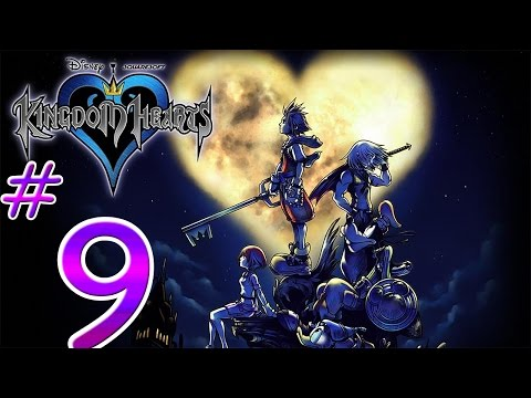 Kingdom Hearts HD 1.5 Remix - Part 9 - Alice is missing [PS3]