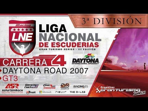 iRacing    GT Series III LNE 3ª Div. Gr.A @ Daytona circa 2007 Road Course    GT3