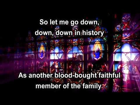 Nobody--Casting Crowns