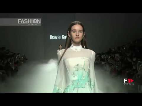 HEAVEN GAIA Spring Summer 2018 Shanghai FW - Fashion Channel