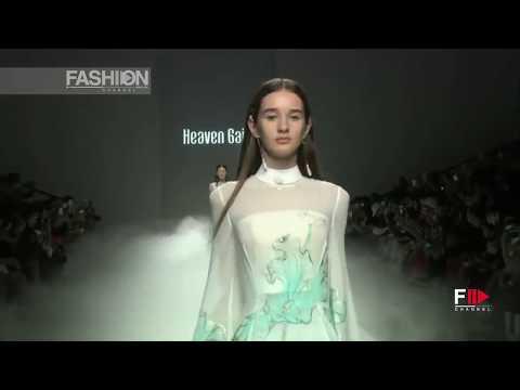 HEAVEN GAIA Spring Summer 2018 Shanghai FW - Fashion Channel