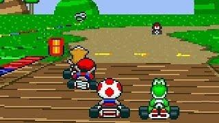 Super Mario Kart - Retro-Special zum SNES-Klassiker