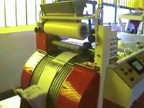 Papírtasak gép 800-as típus