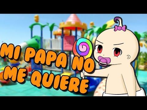 MI PAPA NO ME QUIERE | Roblox Adopt and Raise a Cute Kid